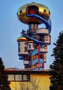 friedensreich hundertwasser architektur the 99 invisible hundertwasser and his fight against the godless line archdaily