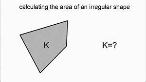 The, Area, Of, An, Irregular, Shape