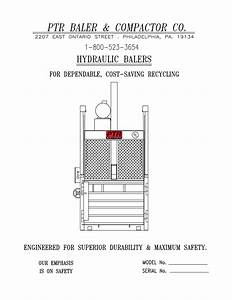 Ptr Vertical Baler User Manual