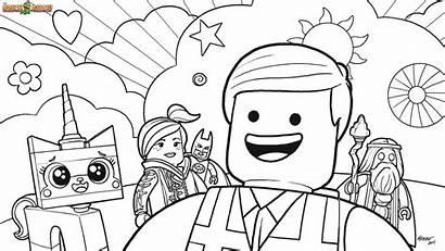 Coloring Lego Printable Popular Jix