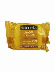 Le Comptoir Du Bain : le comptoir du bain extra rich marseille traditional soap 100g ~ Teatrodelosmanantiales.com Idées de Décoration