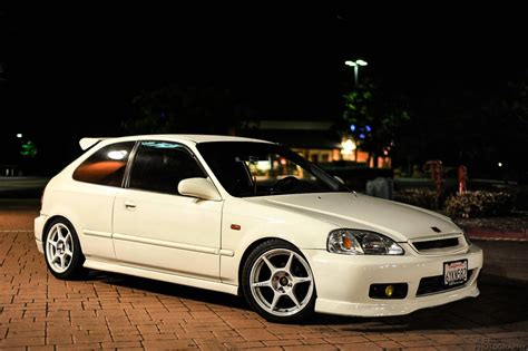 Modified Civic Parts by Modified Honda Civic 6g Hatchback 2 Tuning