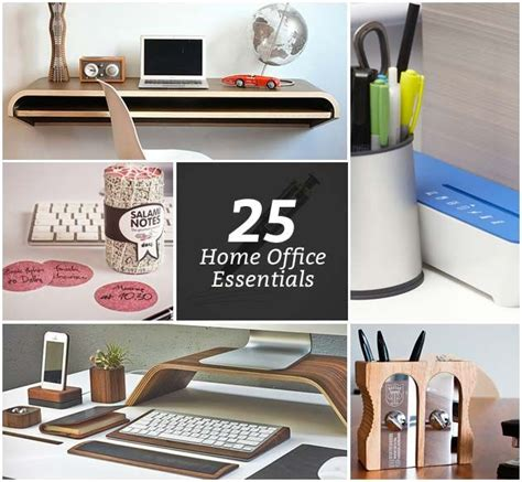 Office Essentials by 25 Home Office Essentials Homebody Office Essentials