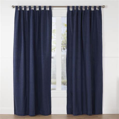 koo jensen tab top curtain