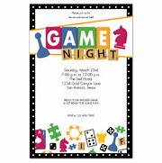 Family Game Night Flye...