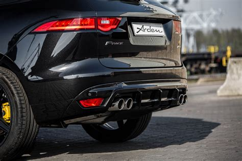 Arden Aj 25 Takes The Jaguar Fpace Even Further Carscoops