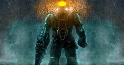 4k Gaming Ultra Wallpapers Bioshock Backgrounds Wallpaperaccess