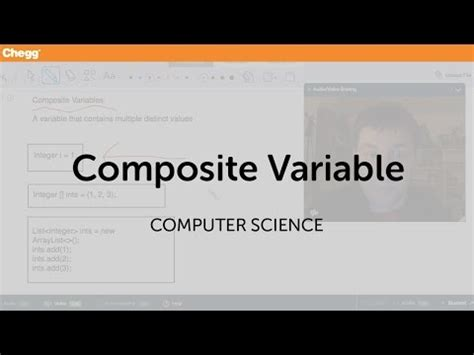 definition  composite variable cheggcom