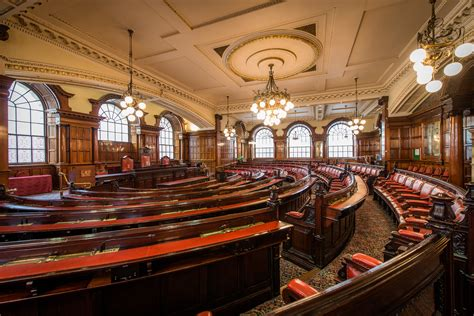 council chamber liverpool town hall