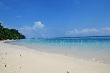 pantai pasir putih pangandaran  cantik