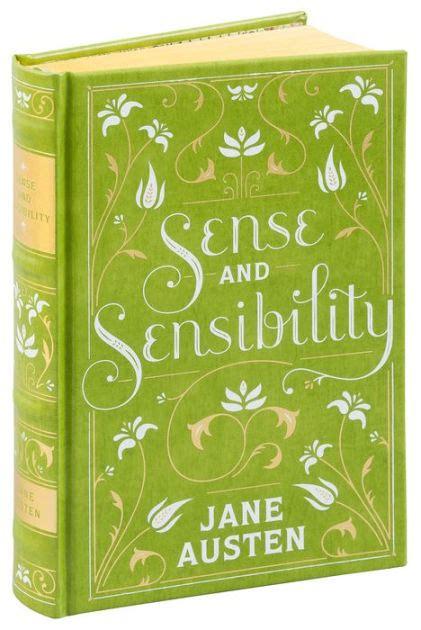 barnes and noble hardcover classics sense and sensibility barnes noble collectible editions