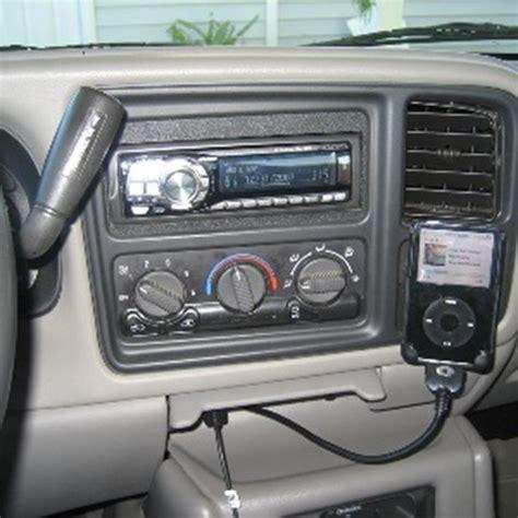 chevrolet silverado audio radio speaker subwoofer stereo
