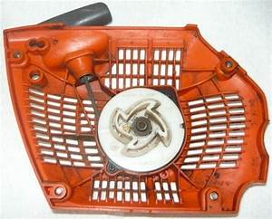 Husqvarna 455 Rancher Chainsaw Complete Starter Assembly