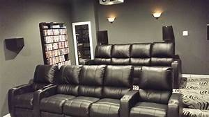 Palliser home theater seating hum home review for Best furniture for home theater