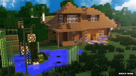 maison minecraft maison minecraft by iwen56 on deviantart
