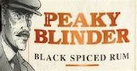 blinder cuisine you can now buy a peaky blinders range of spirits