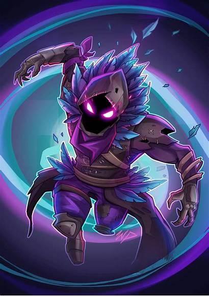 Raven Fortnite Wallpapers Fan