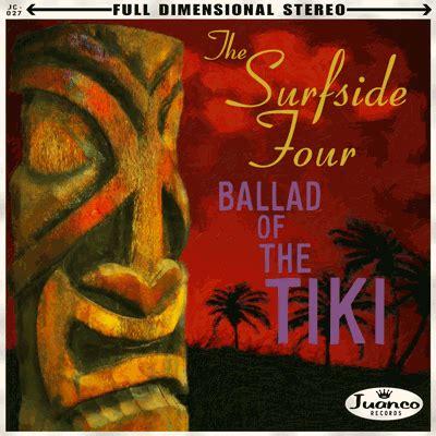 A Livingroom Hush by Ballad Of The Tiki A Livingroom Hush