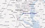 Mount Vernon, Virginia Tide Station Location Guide
