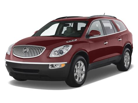 2009 Buick Enclave Reviews And Rating