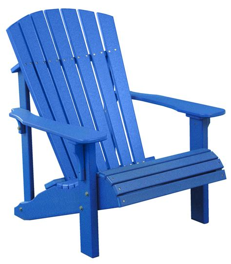 wood bench with storage luxcraft poly deluxe adirondack chair swingsets luxcraft