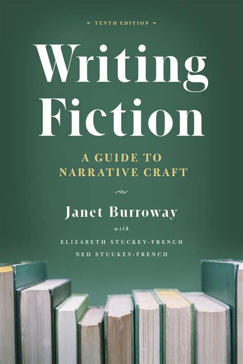 craft book spotlight writing fiction  guide