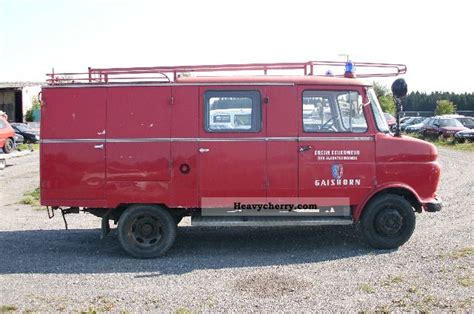 Opel Flash 6-300 1971 Other Vans/trucks Up To 7 Photo And
