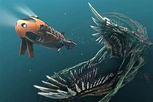 Online Buy Wholesale sea monsters pictures from China sea