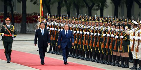 Nazarbayev's State Visit to China Results in Deals Worth $23 Billion