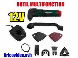 Outil Multifonction Black Et Decker : outil multifonction parkside ~ Dailycaller-alerts.com Idées de Décoration