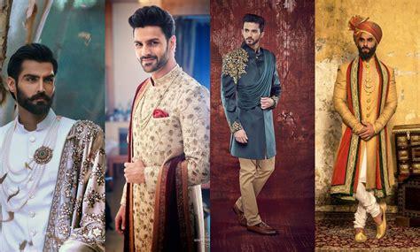 Indian Groom Wedding Wear Trends For 2018