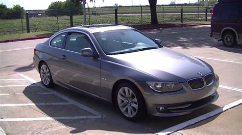 Bmw 328i Coupe 2012 Walkaround Youtube