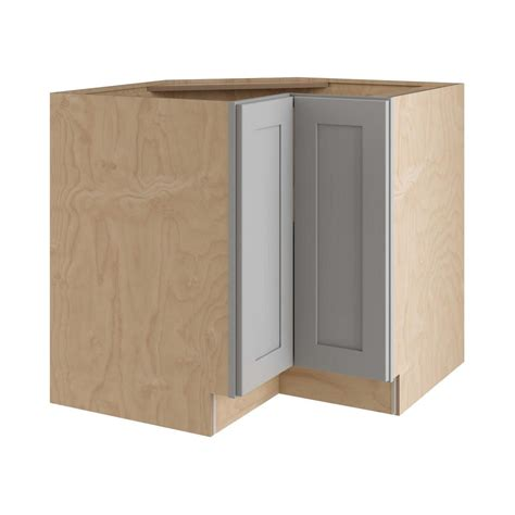 How To Build A Corner Cabinet With Doors - home decorators collection tremont assembled 33x34 5x24 in