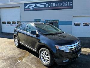 Ford Edge Avis : 2010 ford edge sel awd 4dr suv in canandaigua ny rs motorsports inc ~ Maxctalentgroup.com Avis de Voitures