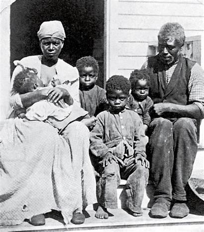 Slave Slavery History African Families Slaves American