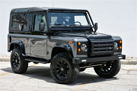 custom land rover feast your eyes on this custom land rover defender