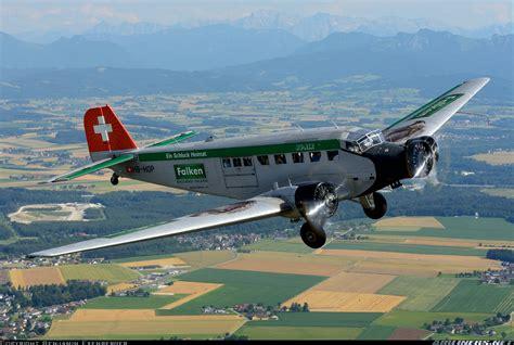 Junkers Ju-52/3mg4e - Ju-Air | Aviation Photo #3918631 ...