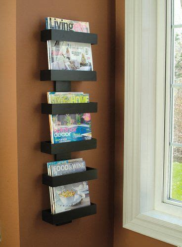 images  magazine racks  pinterest wall