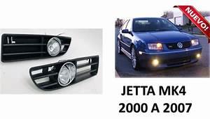 Faros De Niebla Jetta A4 2000 2001 2002 2004 2005 2006
