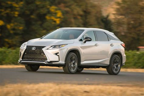 2017 Lexus Rx 350 Suv Pricing
