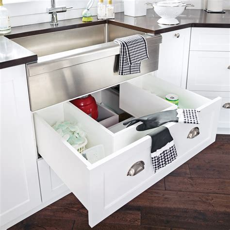 l evier de cuisine un tiroir sous l 39 évier cuisine inspirations