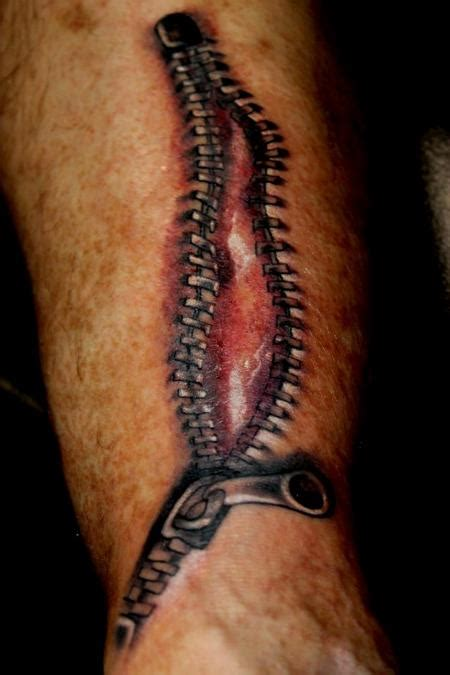 zipper tattoos designs ideas  meaning tattoos