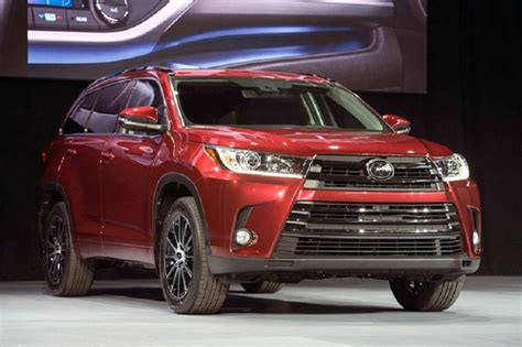 toyota highlander xle price hybrid review brochure
