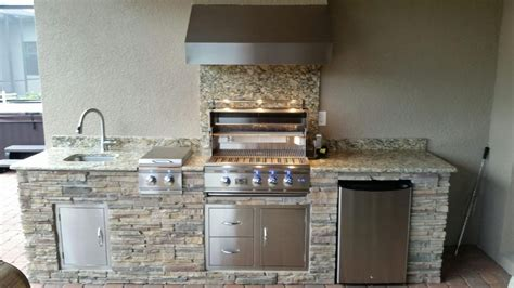outdoor kitchens  sarasota  projects radil
