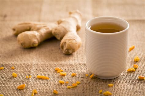 refreshingly healthy ginger tea benefits  side effects