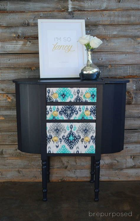 wildly creative ways     sewing table
