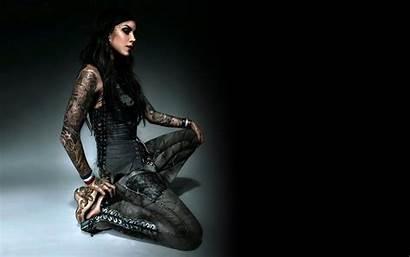 Tattoo Kat Von Background Wallpapers Desktop Backgrounds
