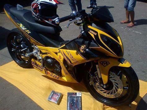 Mx King Modif by 50 Gambar Modifikasi Yamaha Mx King 150 Gagah Sporty