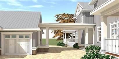 Plans Farmhouse Plan Bunker Hill Place Coastal