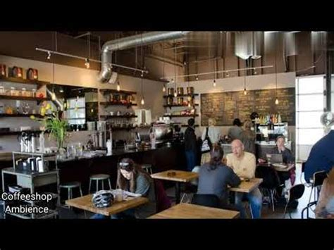 This cafe asmr ambience is perfect for improve your sleep, focus or concentration. Coffee shop ambience 7 minutes - YouTube